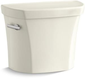 Kohler Wellworth® 1.28 gpf Toilet Tank in Biscuit K4467-U-96