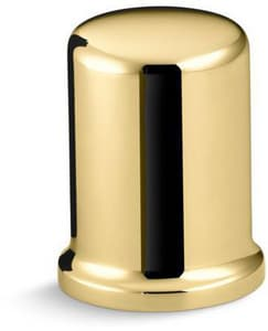 Kohler 1-13/16 in x 1-3/4 in. Air Gap in Vibrant Polished Brass K9111-PB