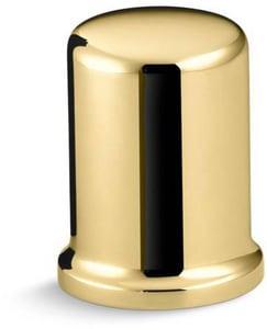 Kohler 1-13/16 in x 1-3/4 in. Air Gap in Vibrant Polished Brass K9111-PB