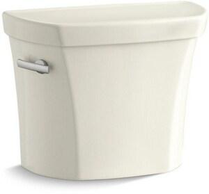 KOHLER Wellworth® 1.28 gpf Toilet Tank in Biscuit K4467-96