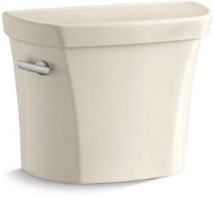 KOHLER Wellworth® 1.28 gpf Toilet Tank in Almond K4467-47