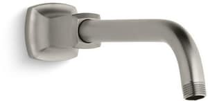 Kohler Margaux® 10 in.Shower Arm with 1/2 in. Connection Vibrant Brushed Nickel K16280-BN