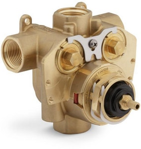 Kohler MasterShower® 3/4 in. NPT Thermostatic Valve K2975-KS-NA