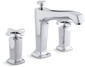 Kohler Margaux® Two Handle Roman Tub Faucet in Polished Chrome Trim Only KT16236-3-CP