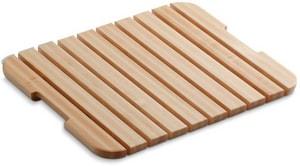 Kohler Bayview™ Wood Grate/Shelf for Sink Stand Wood K6027-NA