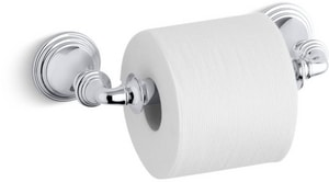 Kohler Devonshire® Wall Mount Toilet Tissue Holder in Polished Chrome K10554