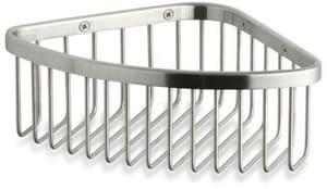 KOHLER 3 in. Basket in Brushed Stainless K1896-BS