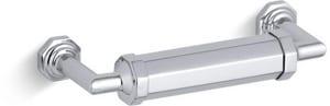 KOHLER Pinstripe® 1-1/4 x 3-1/2 in. Drawer Pull in Polished Chrome K13125-CP