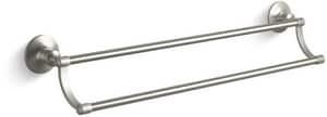 Kohler Archer® 24 in. Towel Bar in Vibrant Brushed Nickel K11053-BN