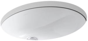 Kohler Caxton® Undermount Bathroom Sink K2210