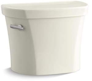 Kohler Wellworth® 1.28 gpf Toilet Tank in Biscuit K4841-96