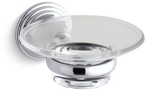 Kohler Devonshire® Holder in Polished Chrome K10560-CP