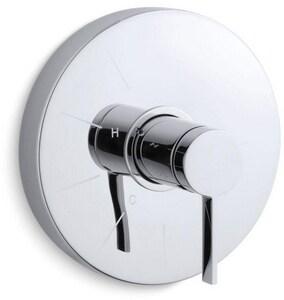 Kohler Stillness® Single Lever Handle Bath Trim Pressure Balancing in Polished Chrome KT950-4