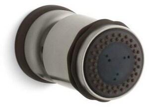 Kohler MasterShower® Multi Function Body Spray in Vibrant Brushed Nickel K8510-BN
