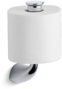 Kohler Alteo® Wall Mount Toilet Tissue Holder in Polished Chrome K37056