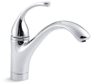 Kohler Forte Single Handle Kitchen Faucet 10415 Cp Ferguson