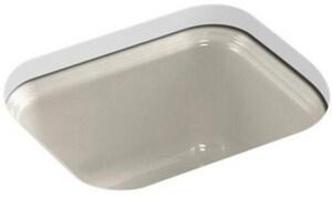 KOHLER Northland™ 15 x 12-3/8 x 7-5/8 in. Single-Bowl Bar Sink in Sandbar K6589-U-G9