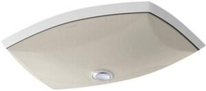 Kohler Kelston® Undermount Bathroom Sink in Sandbar K2382-G9