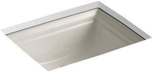 Kohler Memoirs® Undermount Bathroom Sink in Sandbar K2339-G9