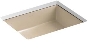 Kohler Verticyl™ Rectangle Undercounter Lavatory Sink  Mexican Sand K2882-33