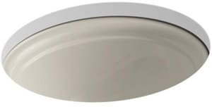 Kohler Devonshire® Undermount Bathroom Sink in Sandbar K2350-G9