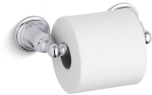 KOHLER Kelston® Wall Mount Toilet Tissue Holder in Polished Chrome K13504-CP