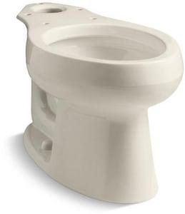 Kohler Wellworth® Elongated Toilet Bowl in Almond K4198-47