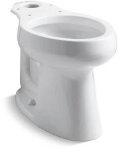 Kohler Highline® Elongated Toilet Bowl in White K4199-L