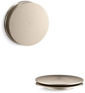 KOHLER PureFlo™ Cable Bath Drain in Vibrant Brushed Bronze KT37395-BV