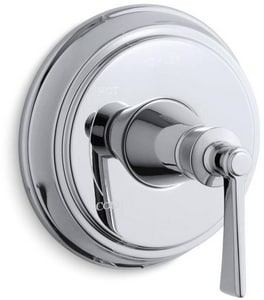 Kohler Archer® Shower Trim Single Lever Handle in Polished Chrome KT98763-4