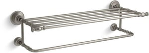Kohler Artifacts® 24 in. Towel Bar in Vibrant Brushed Nickel K72575-BN