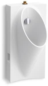 Kohler Steward® Waterless Urinal in White K5244-ET-0