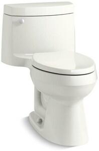 Kohler Cimarron® 1.28 gpf Elongated One Piece Toilet in Dune K3828-NY