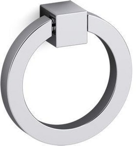 KOHLER Jacquard® 2 in. Ring Pull in Polished Chrome K99685-HF1