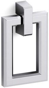 KOHLER Poplin® Rectangular Pull in Polished Chrome K99687-HF1