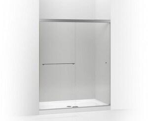 KOHLER Revel™ Shower Door in Bright Polished Silver K707206-L-SHP