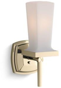 KOHLER Margaux® 1-Light Vanity Fixture in Vibrant® French Gold K16268-AF