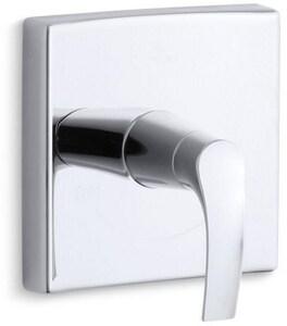 Kohler Symbol® Thermostatic Valve Trim in Polished Chrome KT18090-4-CP