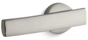 Kohler Wellworth® Highline® Left-Hand Trip Lever in Vibrant Brushed Nickel K9379-BN