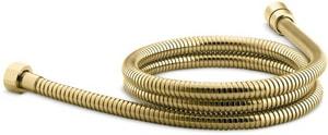 KOHLER MasterShower® Hand Shower Hose in Vibrant Polished Brass K8593-PB