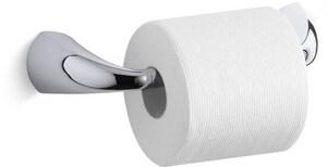KOHLER Alteo® Wall Mount Toilet Tissue Holder in Polished Chrome K37054
