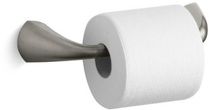 Kohler Alteo® Wall Mount Toilet Tissue Holder in Vibrant Brushed Nickel K37054-BN