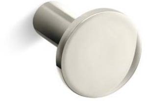 KOHLER Purist® Cabinet Knob in Vibrant Polished Nickel K14484-SN