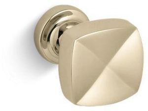 KOHLER Margaux® 1-1/4 in. Cabinet Knob in Vibrant Brushed Nickel K16262-AF
