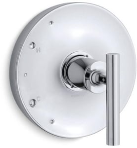 Kohler Purist® Single Lever Handle Valve Trim Only in Polished Chrome KT14423-4-CP