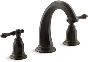 KOHLER Kelston® Two Handle Roman Tub Faucet in Oil Rubbed Bronze Trim Only KT13494-4-2BZ