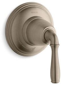 Kohler Devonshire® Single Handle Bathtub & Shower Faucet in Vibrant® Brushed Bronze (Trim Only) KT10358-4-BV