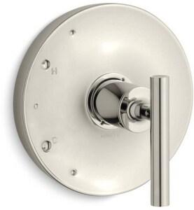 Kohler Purist® Single Lever Handle Valve Trim Only in Vibrant Polished Nickel KT14423-4-SN