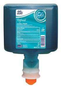 SC Johnson Professional Refresh™ Antibac 1.2 L Touchfree Antibacterial Foam Hand Wash (Case of 3) SANT120TF at Pollardwater