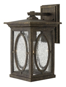 Hinkley Lighting Randolph 100W 1-Light Outdoor Wall Lantern in Autumn H1494AM